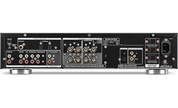 Marantz PM6006 Back