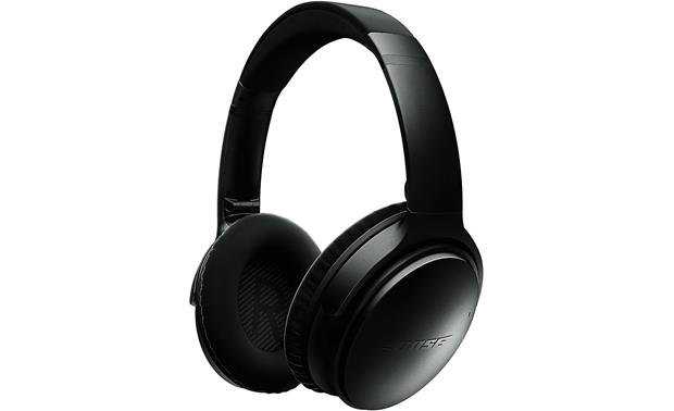 Bose® QuietComfort® 35 Acoustic Noise Cancelling® wireless headphones The first Bose® noise-cancelling headphones with Bluetooth®