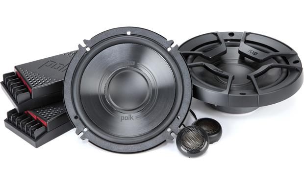 Polk Audio DB 6502 Polk uses laser imaging to design these speakers for superior performance