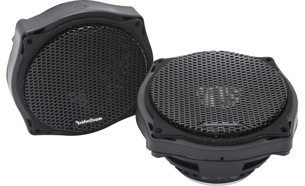 Rockford Fosgate TMS6SG fairing speakers