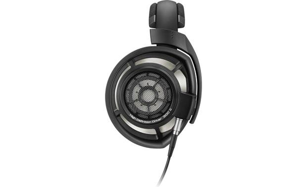 Sennheiser HD 800 S Open-back design allows air to move for large, three-dimensional sound
