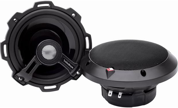 Rockford Fosgate T152 These Rockford Fosgate Power speakers are a stellar pairing with an aftermarket amp
