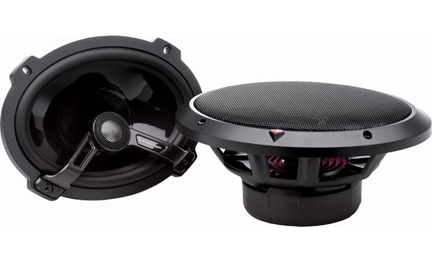 Rockford Fosgate T1692 These Rockford Fosgate Power speakers are a stellar pairing with an aftermarket amp