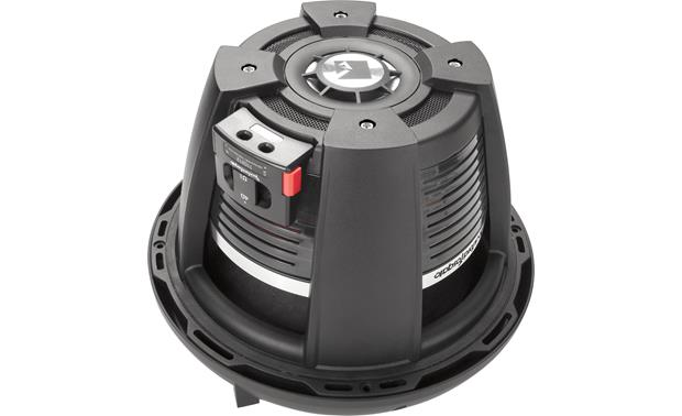 Rockford Fosgate Power T1D212 Back