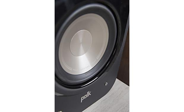 Polk Audio Signature S20 Driver detail