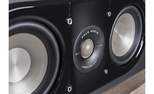 Polk Audio Signature S30 Front detail