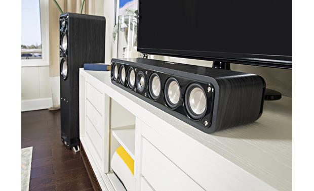 Polk Audio Signature S35 Shown on stand