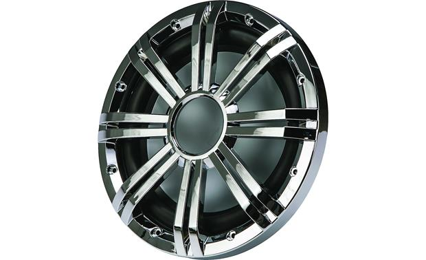 Kicker 43KMW102 Choose Charcoal, Chrome, or White grilles