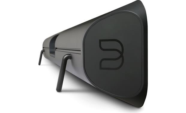 Bluesound Pulse Soundbar Black - included kick stands give added stability