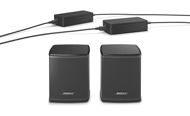 Bose® Virtually Invisible® 300 wireless surround speakers With wireless receiver modules