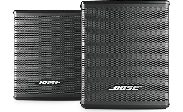 Bose® Virtually Invisible® 300 wireless surround speakers Speakers have a low-profile design