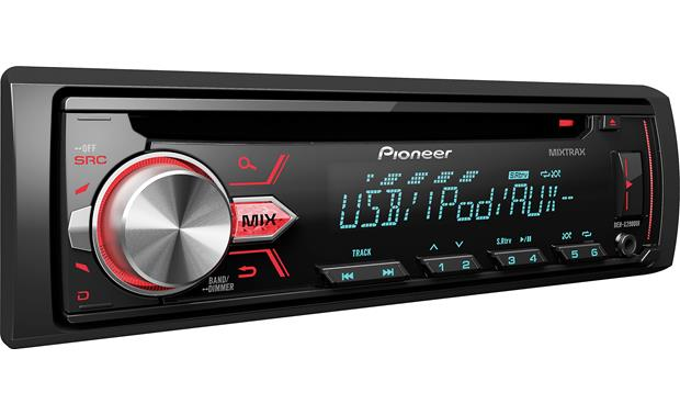 Pioneer DEH-X2900UI Other