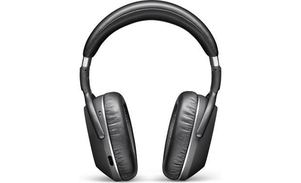 Sennheiser PXC 550 Wireless Specially shaped earpads and stitched, padded headband