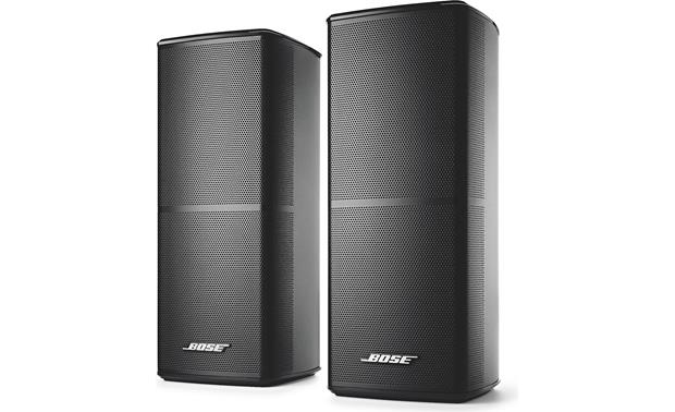 Bose® Lifestyle® 600 home theater system slim Jewel Cube® speakers deliver complete surround sound