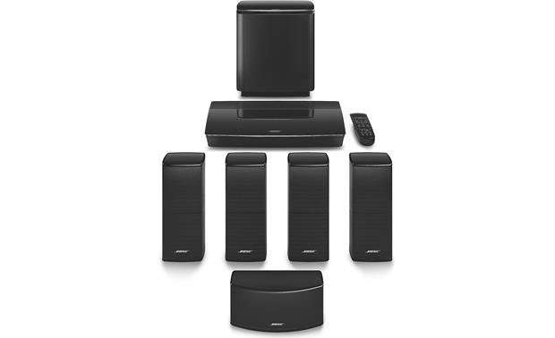 Bose® Lifestyle® 600 home theater system Complete system