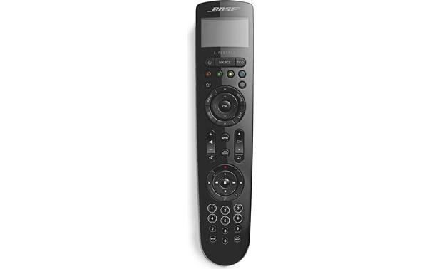 Bose® Lifestyle® 650 home theater system Programmable remote can control all your components