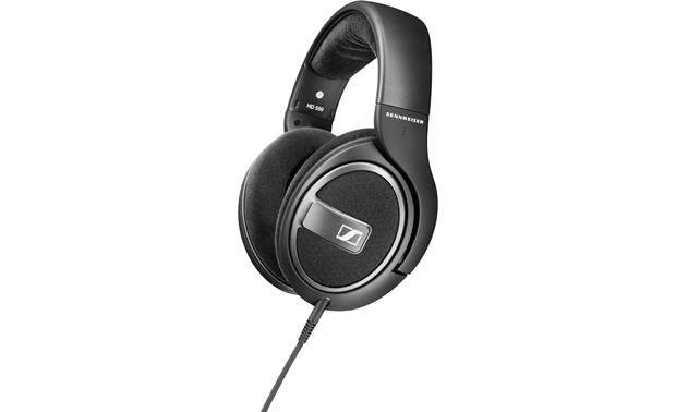 Sennheiser HD 559 Open-back design for spacious sound