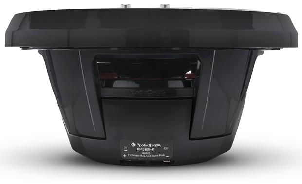Rockford Fosgate PM282H-B Rugged basket design