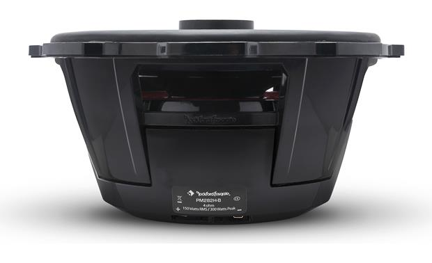 Rockford Fosgate PM282H-B Side view