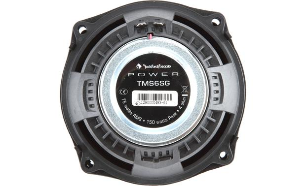 Rockford Fosgate HD9813SGU-STAGE1 Back