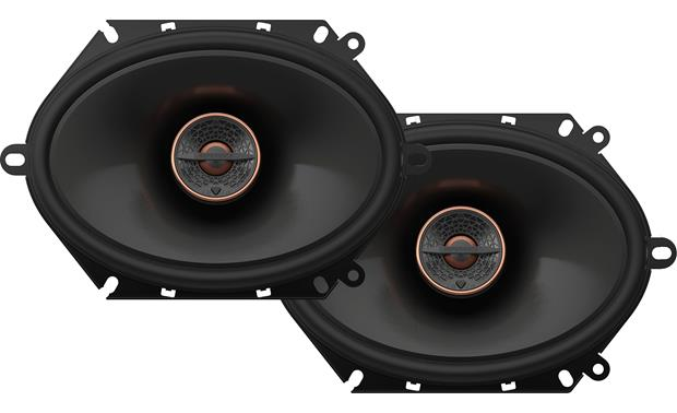 Infinity Reference REF-8622cfx These Infinity Reference speakers rock with a Plus One+ woofer and an edge-driven textile tweeter.