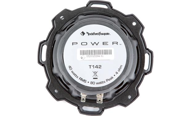 Rockford Fosgate T142 Back