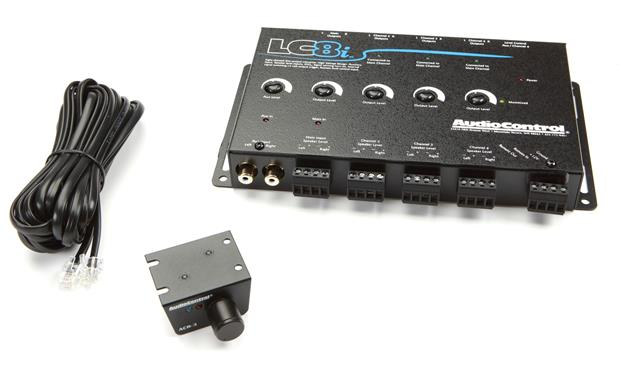 AudioControl LC8i Other