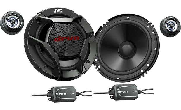 JVC CS-DR600C You'll hear a jump in clarity thanks to the 1