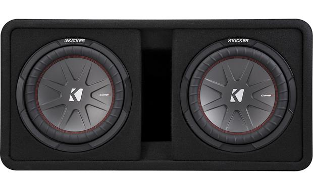 Kicker Dual CompR 43DCWR102 Other