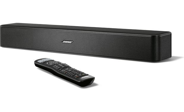 Bose® Solo 5 TV sound system Compact design, big TV sound and Bluetooth®