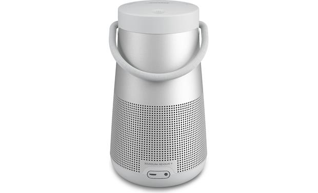 Bose&reg; SoundLink&reg; Revolve+ <em>Bluetooth&reg;</em> speaker Lux Gray - back