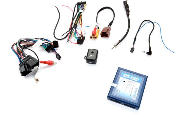 PAC RP5-GM31 Wiring Interface Front