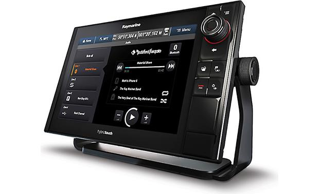 Rockford Fosgate PMX-5CAN Works with Raymarine MFDs