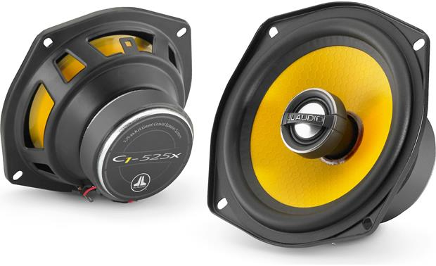 JL Audio C1-525x Step up from factory sound with JL Audio's vibrant C1 Series.