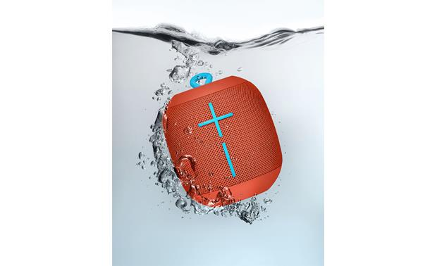 Ultimate Ears WONDERBOOM Fireball Red - waterproof