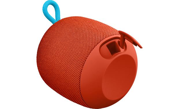 Ultimate Ears WONDERBOOM Fireball Red - waterproof seal for connectors