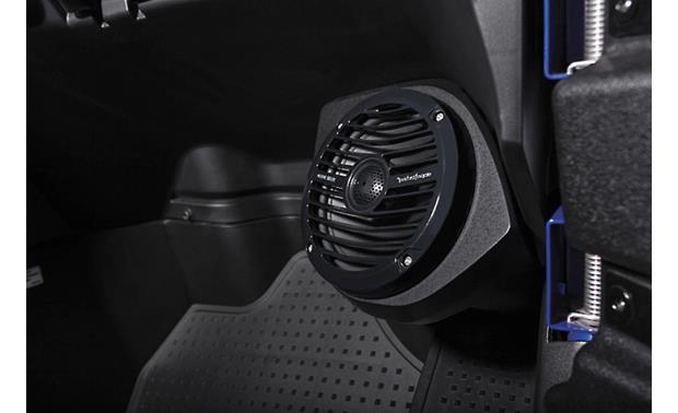Rockford Fosgate RFYXZ-FSE Firs right into your YXZ