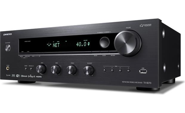 Onkyo TX-8270 Facing left