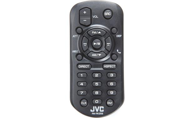 JVC KW-V830BT Remote