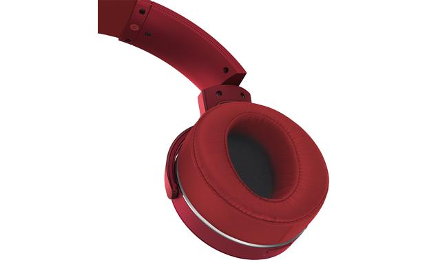 Sony MDR-XB950B1 EXTRA BASS™ Oversized ear pads help reduce vibration for better bass
