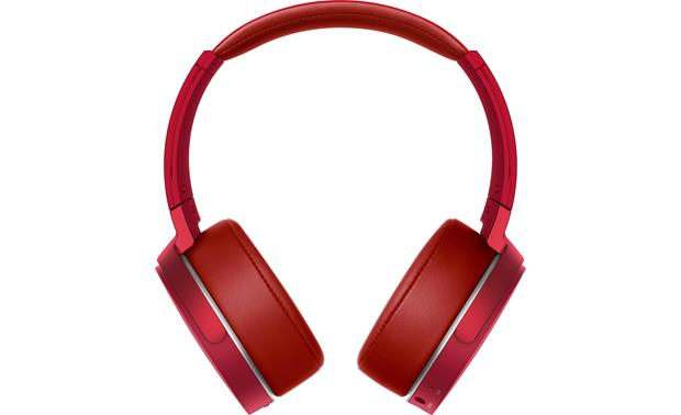Sony MDR-XB950B1 EXTRA BASS™ Straight ahead view