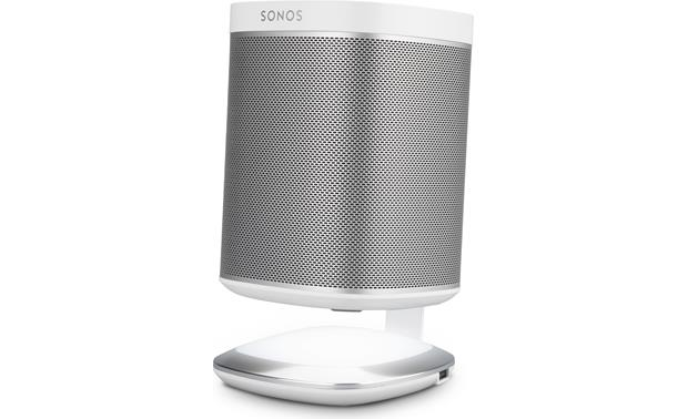 Flexson Illuminated Stand for Sonos Play:1 Illumination on (PLAY:1 speaker not included)