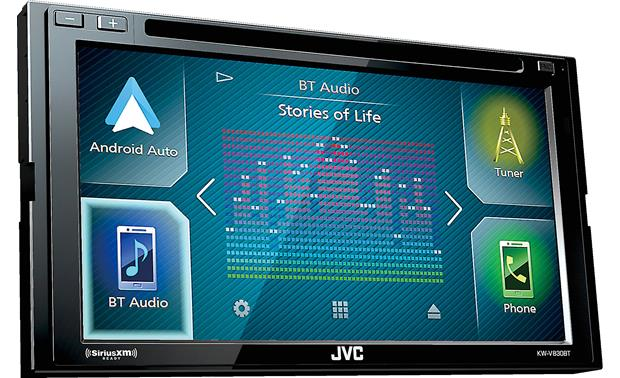 JVC KW-V830BT Other