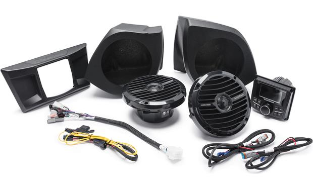Rockford Fosgate YXZ-STAGE2 audio upgrade kit