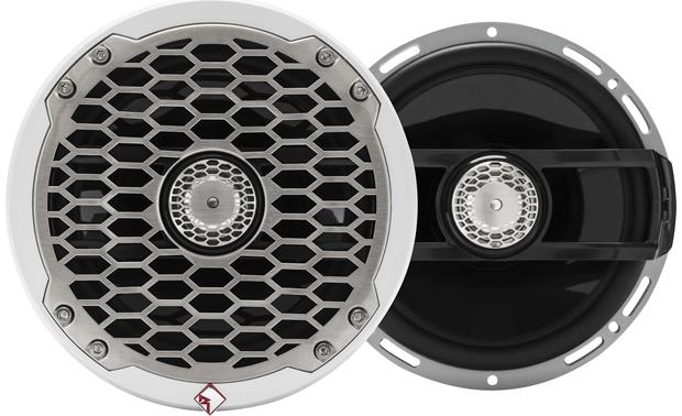 Rockford Fosgate PM2652 marine speakers