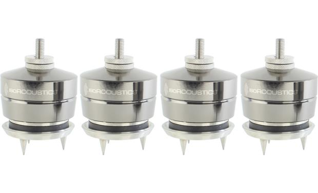 IsoAcoustics GAIA I Carpet Spikes Four-pack of carpet spikes (GAIA I speaker feet not included)