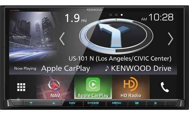 Kenwood Excelon DNX994S Other