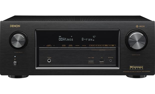 Denon AVR-X3400H IN-Command Front