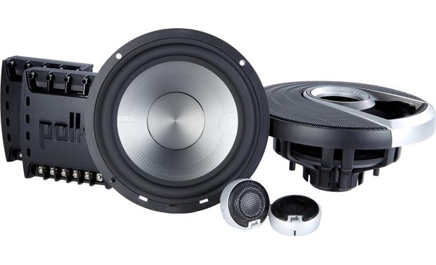 Polk Audio MM 6502 Polk's ultra-marine rated speakers deliver premium audio for vehicle and boat use.