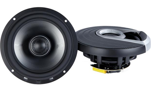 Polk Audio MM 652 Polk's ultra-marine rated speakers deliver premium audio for vehicle and boat use.